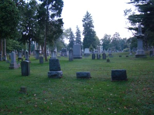 An Overview of Mound Cemetery