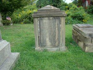 Paul Fearings Tombstone