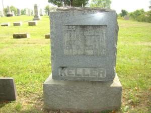 Frank Keller & Ida Keller